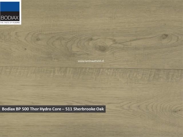 Bodiax BP500 Thor Hydro-core - 511 Sherbrooke Oak