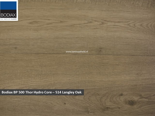 Bodiax BP500 Thor Hydro-core - 514 Langley Oak