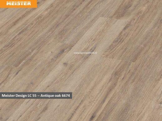 Meister Design LC 55 - 6674 Antique Oak