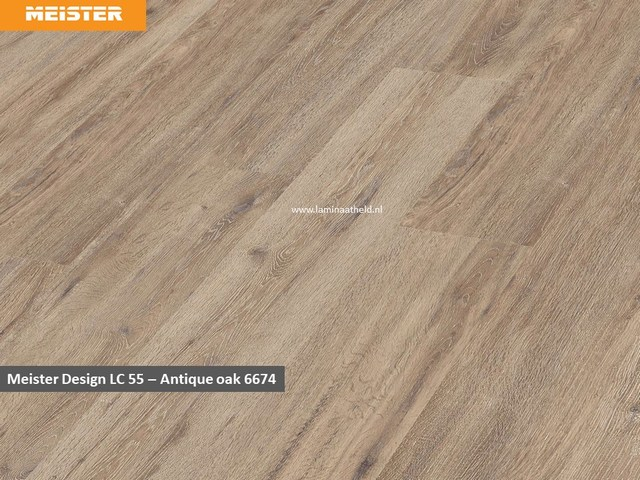 Meister Design LC 55 - 6674 Antique Oak