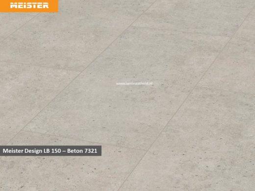 Meister Design LB150 - Beton V4 7321
