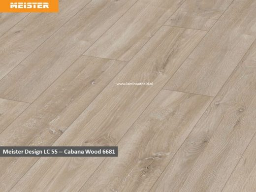 Meister Design LD 55 - 6681 Cabana wood