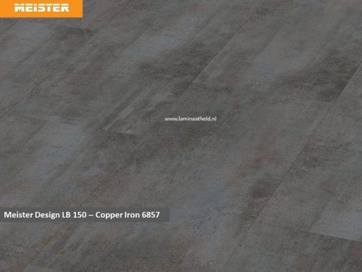 Meister Design LB150 - Copper iron V4 6857