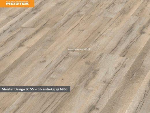 Meister Design LC 55 - 6866 Eik antiekgrijs