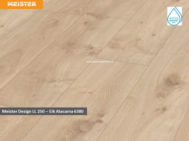 Meister Design LL 250 - Eik Atacama 6380