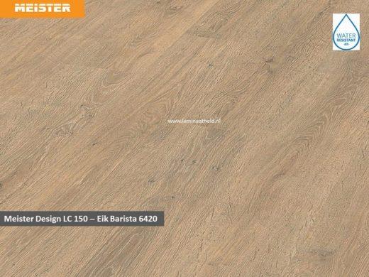 Meister Design LC 150 - 6420 Eik Barista