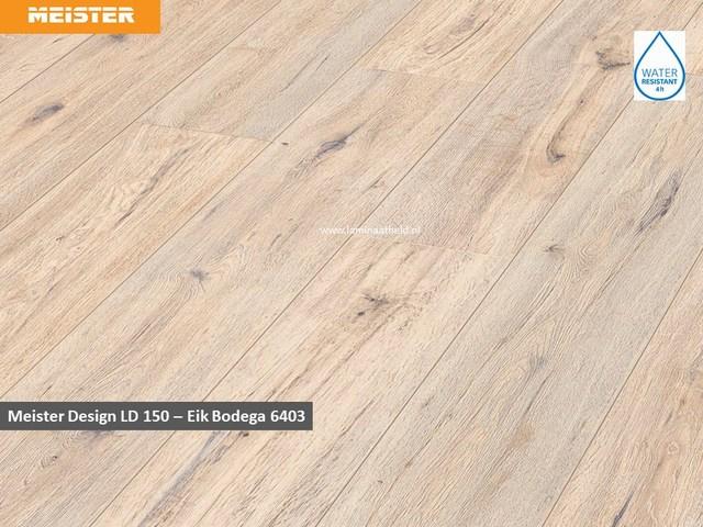 Meister Design LD 150 - Eik Bodega 6403