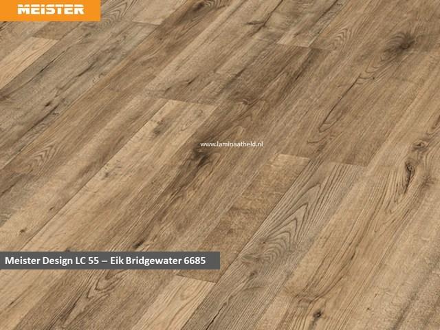 Meister Design LC 55 - 6685 Eik Bridgewater