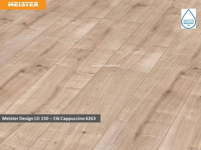 Meister Design LD 150 - Eik Cappuccino 6263