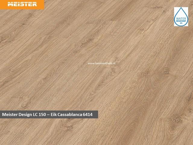 Meister Design LC 150 - 6414 Eik Casablanca