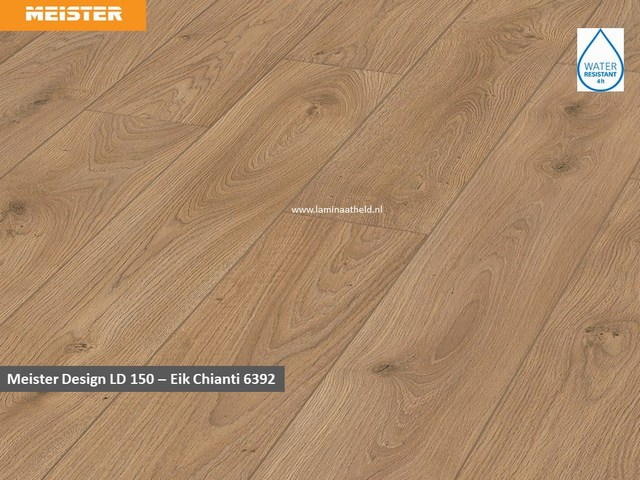 Meister Design LD 150 - Eik Chianti 6392