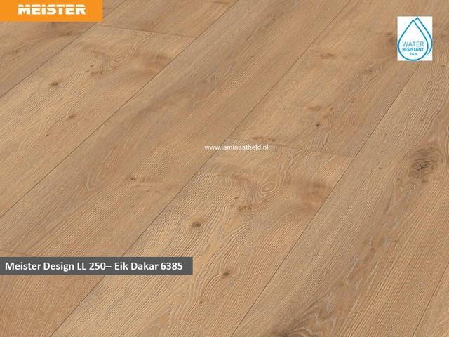 Meister Design LL 250 - Eik Dakar 6385