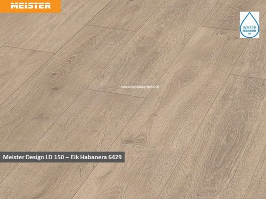 Meister Design LD 150 - Eik Habanera 6429