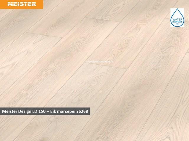 Meister Design LD 150 - Eik marsepein 6268