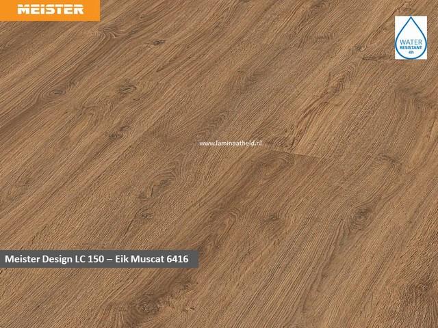Meister Design LC 150 - 6416 Eik Muscat