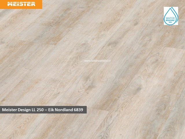 Meister Design LL 250 - Eik Nordland 6839
