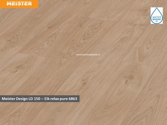 Meister Design LD 150 - Eik relax pure 6863