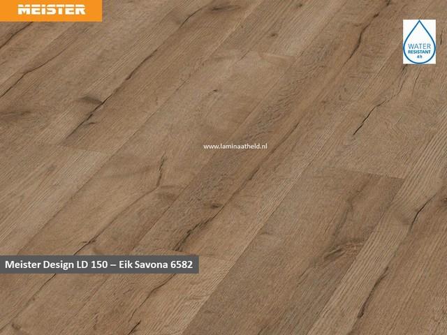 Meister Design LD 150 - Eik Savona 6852