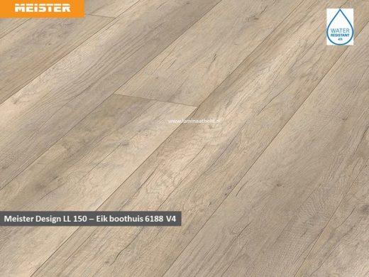 Meister Design LL150 - Eik boothuis V4 6188