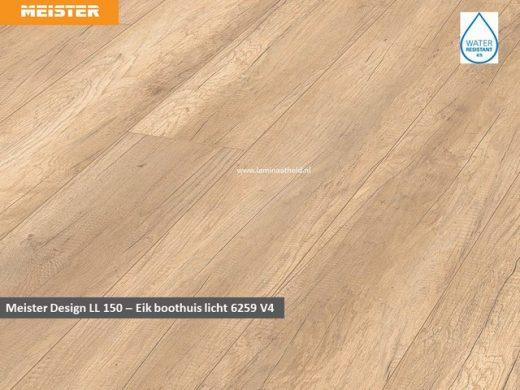 Meister Design LL150 - Eik boothuis licht V4 6259