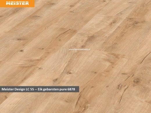Meister Design LC 55 - 6878 Eik gebarsten pure