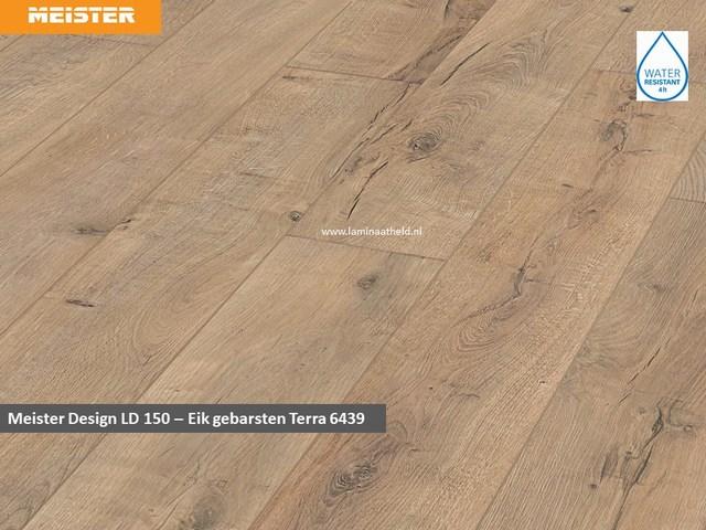 Meister Design LD 150 - Eik gebarsten Terra 6439