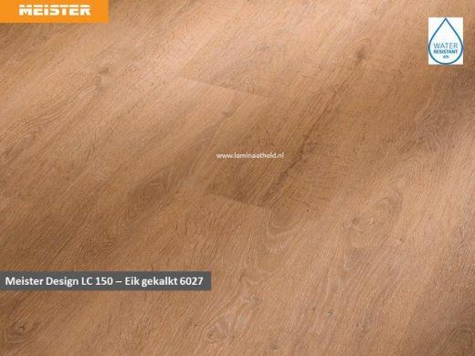 Meister Design LC 150 - 6027 Eik gekalkt