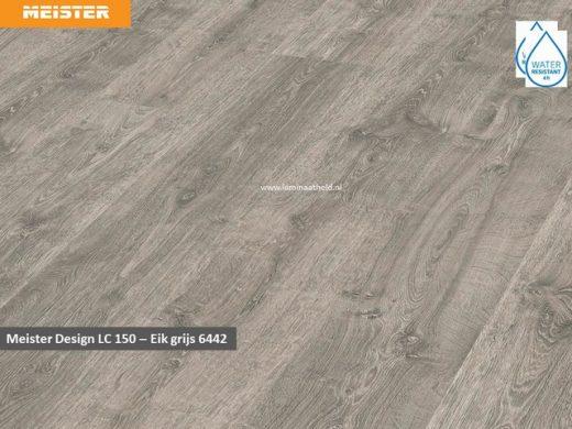 Meister Design LC 150 - 6442 Eik grijs