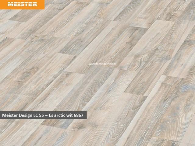 Meister Design LC 55 - 6867 Es arctic-wit