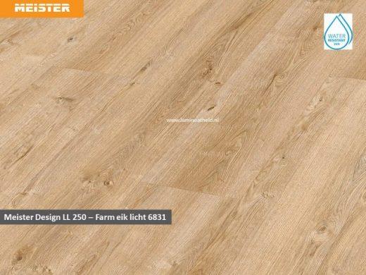 Meister Design LL 250 - Farm eik licht 6831
