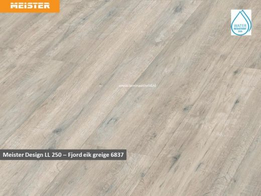 Meister Design LL 250 - Fjordeik greige 6837