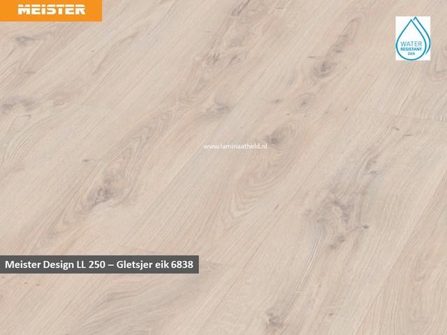 Meister Design LL 250 - Gletsjer eik 6838