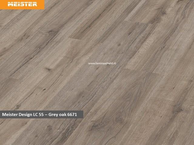 Meister Design LC 55 - 6671 Grey oak