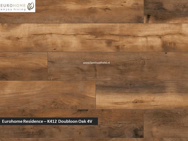Euro Home Residence - K412 Doubloon Oak