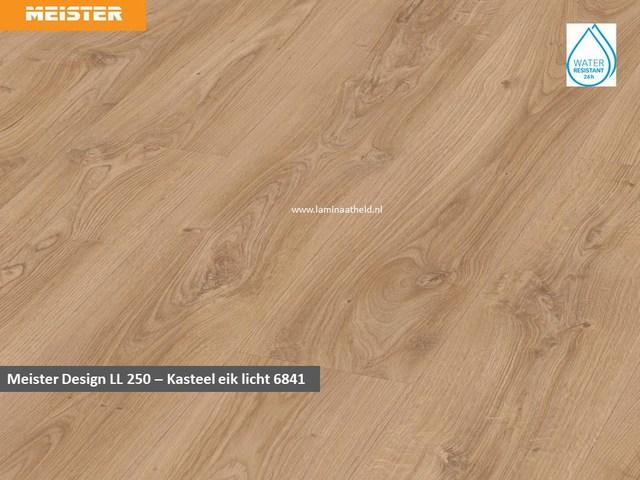 Meister Design LL 250 - Kasteel eik licht 6841