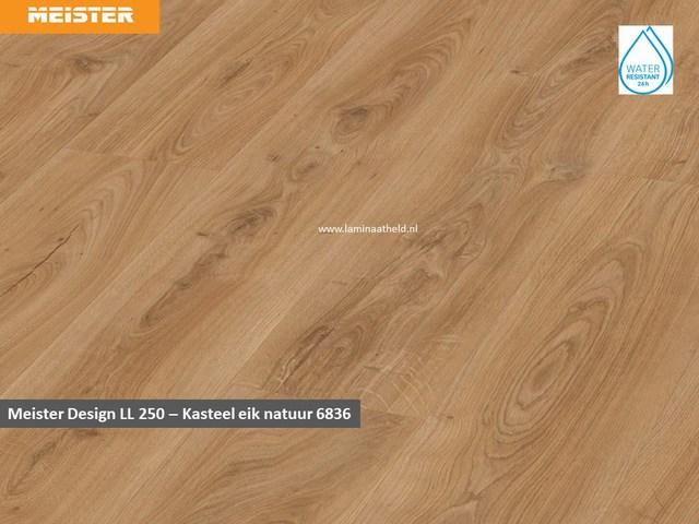 Meister Design LL 250 - Kasteel eik natuur 6836