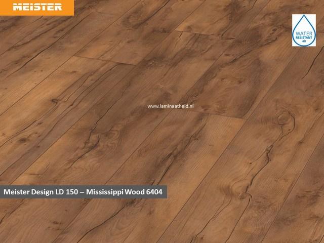 Meister Design LD 150 - Mississippi Wood 6404