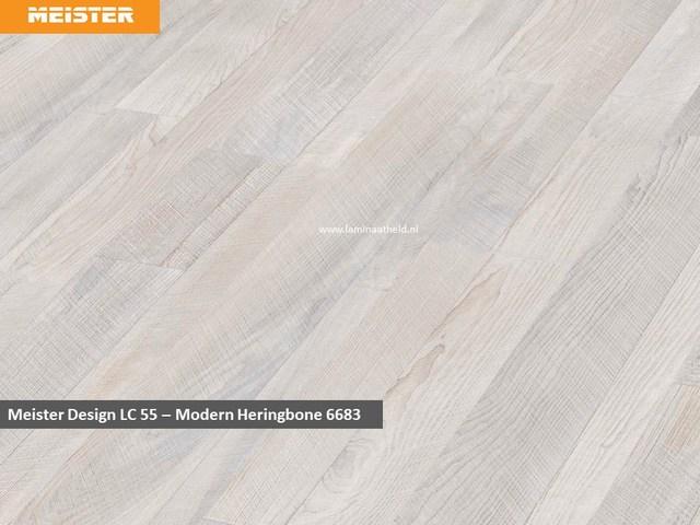 Meister Design LC 55 - 6683 Modern Herringbone