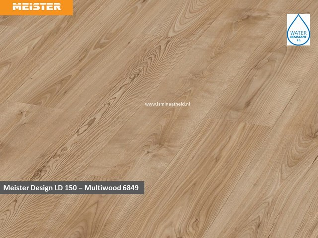 Meister Design LD 150 - Multiwood 6849