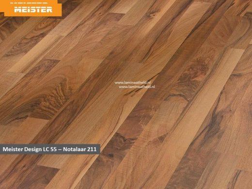 Meister Design LC 55 - 211 Notelaar