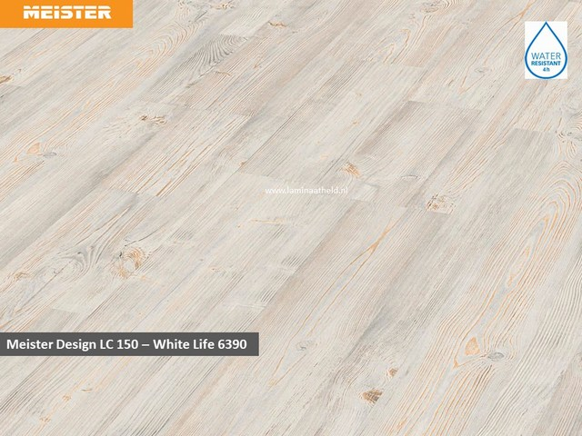 Meister Design LC 150 - 6390 White Life