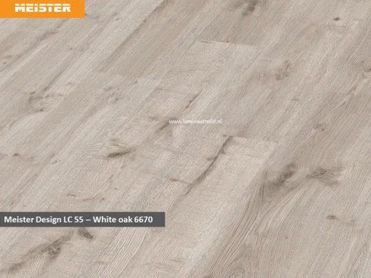 Meister Design LC 55 - 6670 White oak