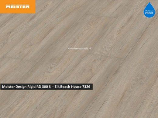 Meister Designvloer Rigid RD 300 S - Eik beach house 7326