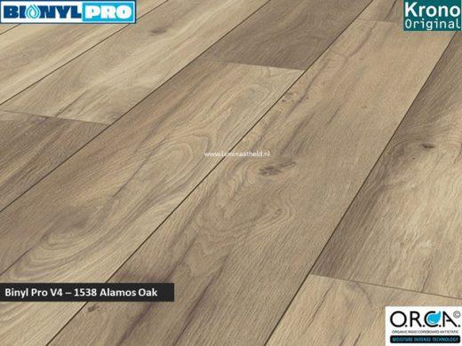Binyl Pro V4 - 1538 Alamos Oak