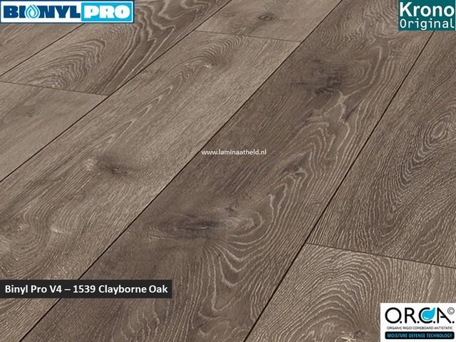 Binyl Pro V4 - 1539 Clayborne Oak