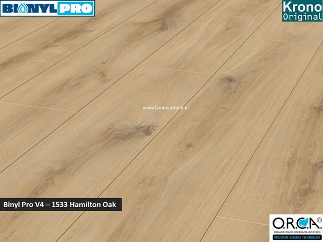 Binyl Pro V4 - 1533 Hamilton Oak