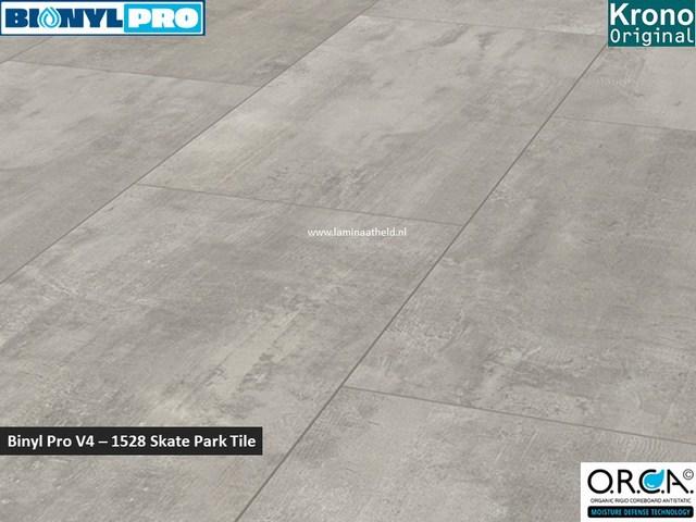 Binyl Pro V4 - 1528 Skate Park Tile