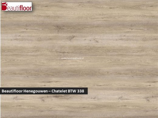 Beautifloor Henegouwen - Chatelet BTM 338