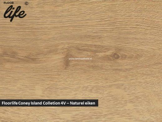 Floorlife Coney Island Collection - Naturel eiken V4