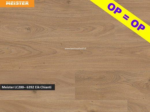 Meister LC200 - 6392 Eik Chianti